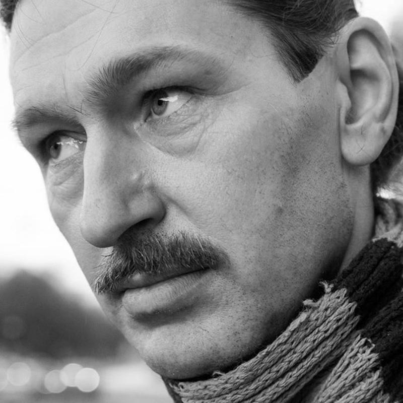 Ilya-SHtutsa-portret