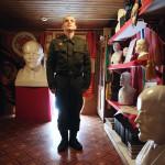Lenin's room