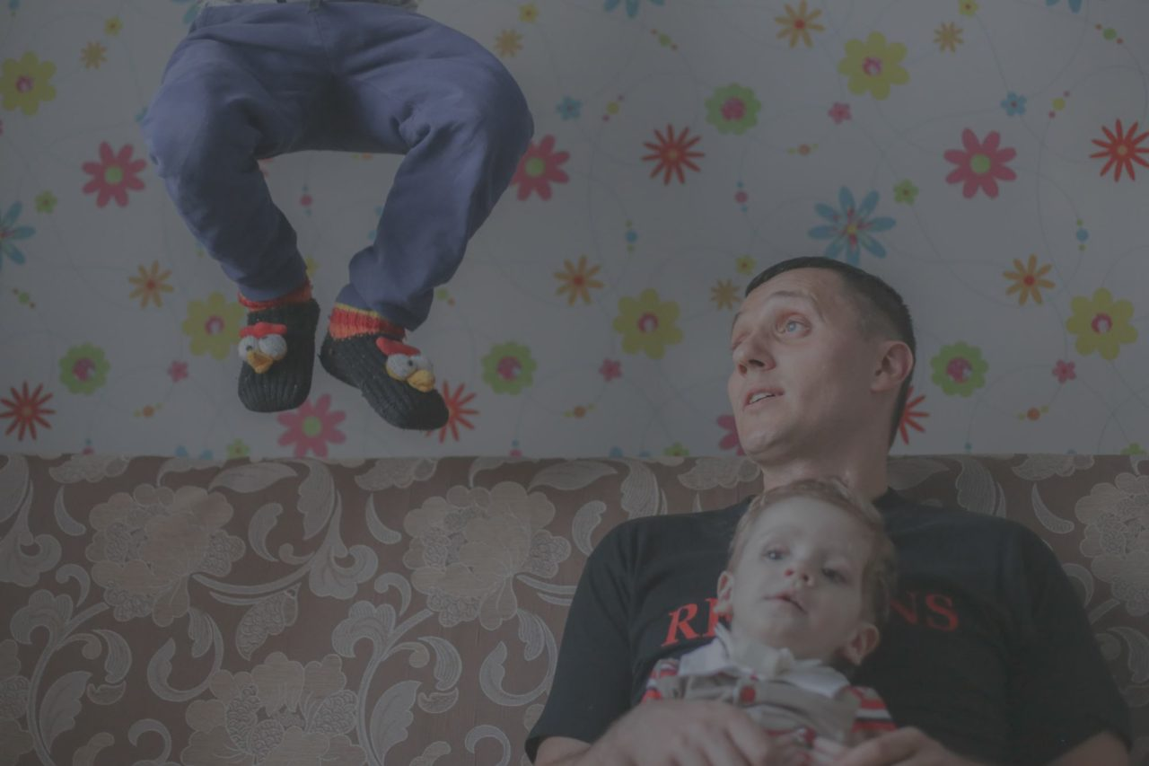 Алексей с сыновьями