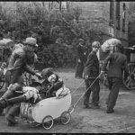 Пригород Берлина, май 1945г. В 1941-м - аукнулось, в 1945-м - откликнулось.