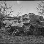 Германия, апрель-май 1945г.